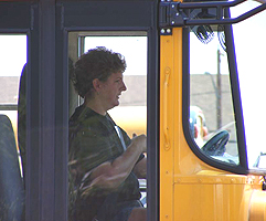Sharon Miller on ROADeo Course